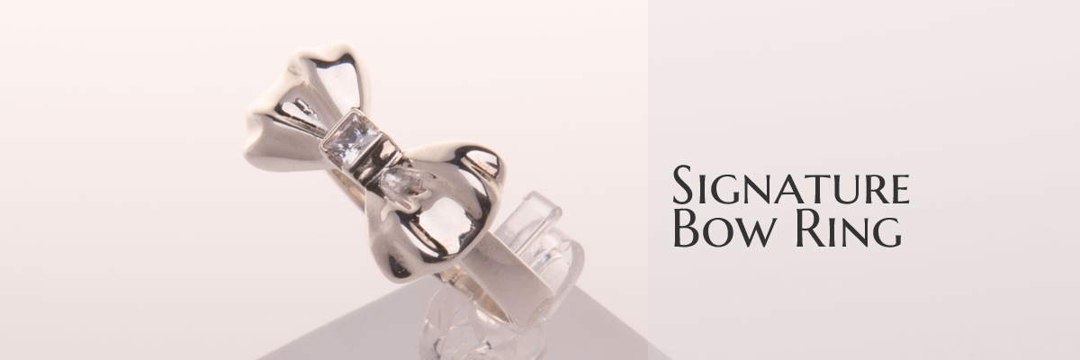 Signature Bow Ring